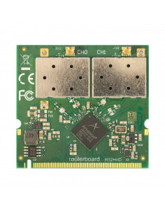MikroTik Carte Mini PCIe...