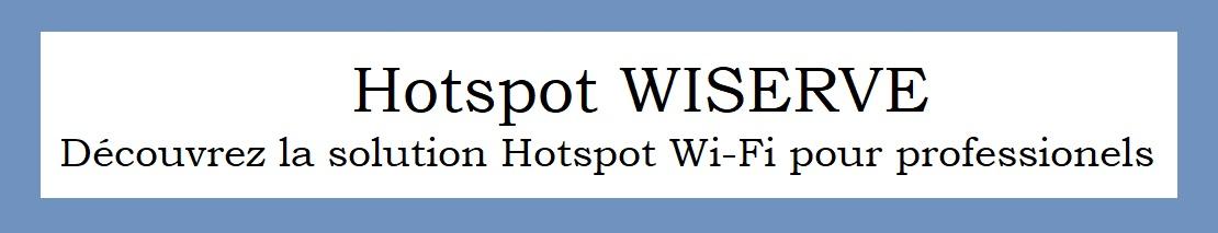 Hotspot Wiserve